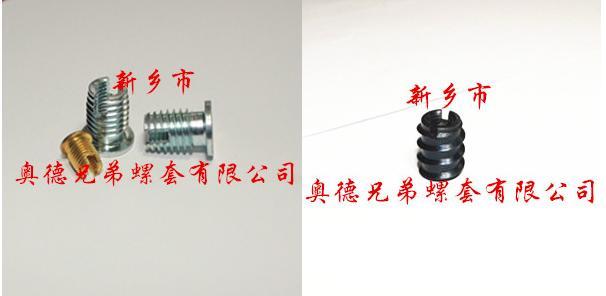 DIN7965螺纹嵌套
